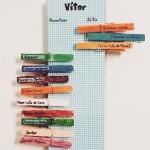 Ideia simples e genial  Da para criar com oshellip