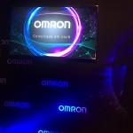 Evento de lanamento da nova identidade visual da marca Omronhellip