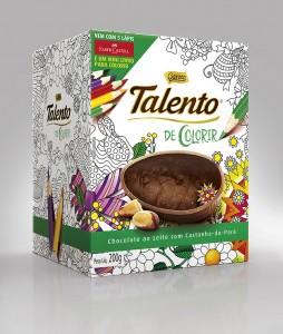 Talento Colorir 200g